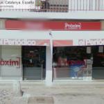 Supermercat Pròxim d'Òrrius